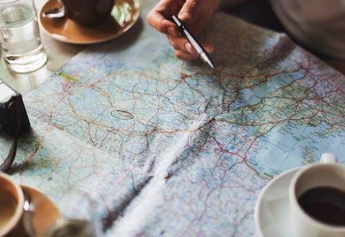 Wohin darf die Reise gehen?