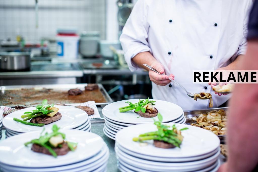 Moderne Kochjacken für moderne Köche